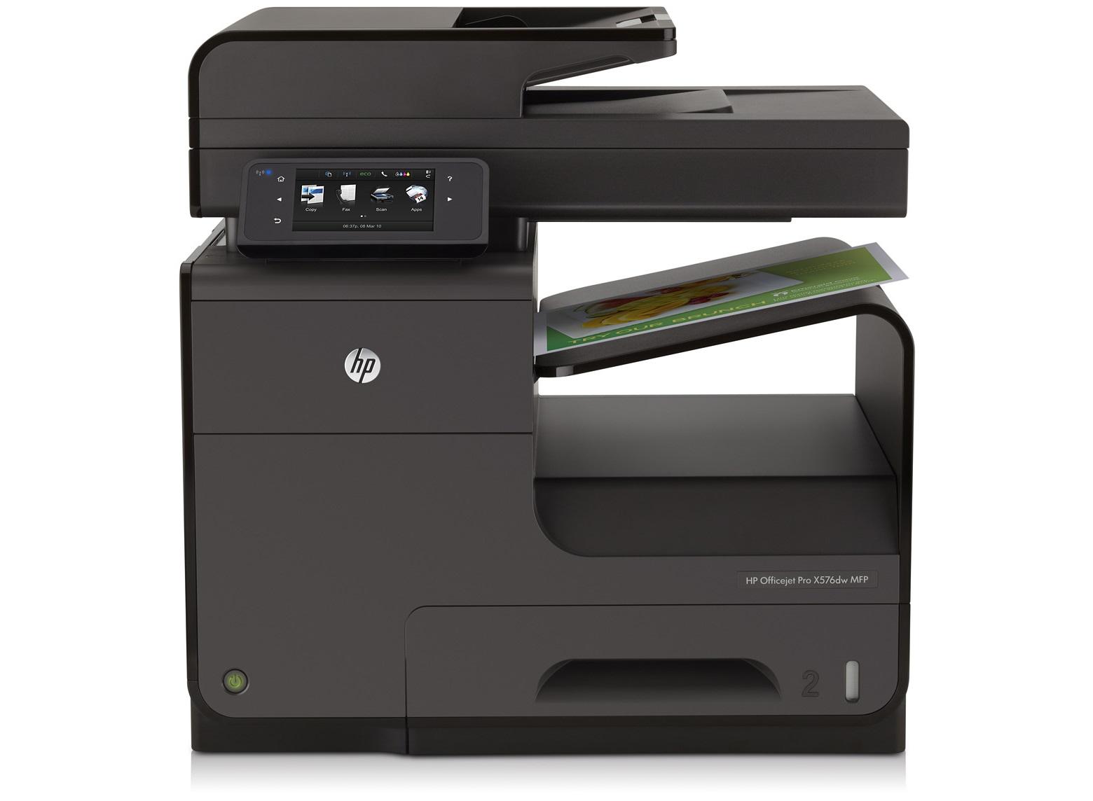 HP Officejet Pro X