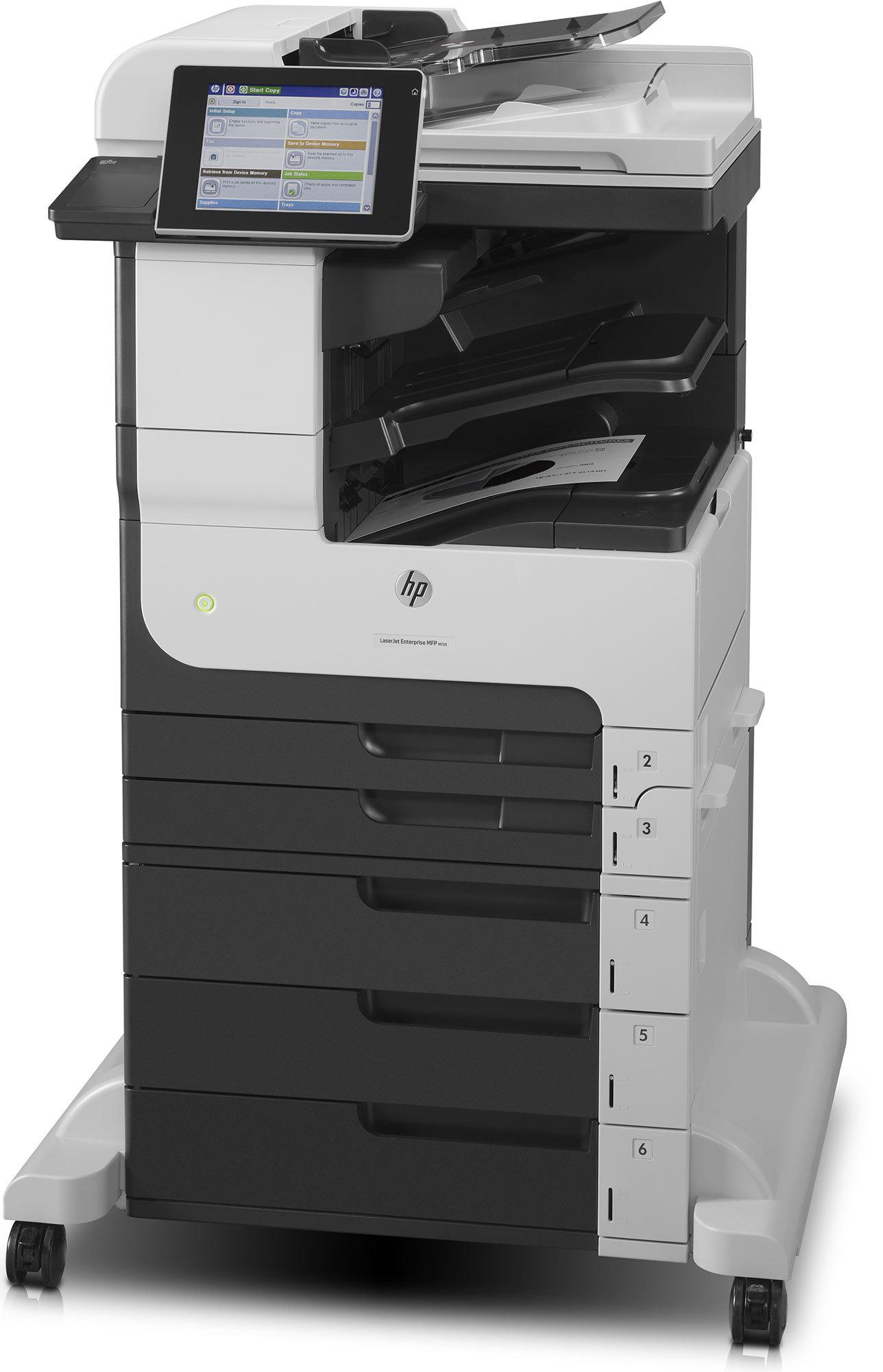 HP LaserJet Enterprise 700 color series